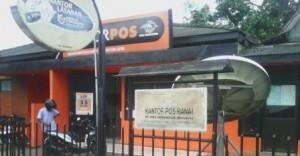 Kantor Pos Cabang Ranai