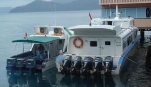 Speed Boat Anambas 1