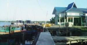 Pelabuhan Pian Pering, Kelurahan Bandarsyah Ranai, Kab Natuna