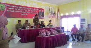 Lis Darmansyah SH, Walikota Tajungpinan