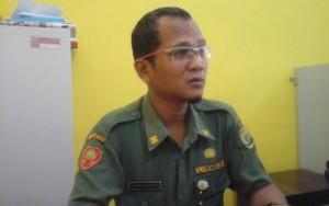 Teguh Susanto, Kepala Bidang Perdagangan Disperindag Kota Tanjungpinang.