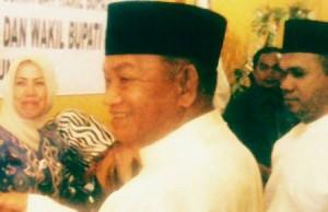 Ilyas Sabli, Bupati Natuna