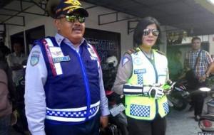 Ipda Zubaidah,Kanit Patroli Satlantas Polres Tanjungpinang