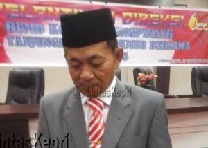 Asep Nana Suryana, Dirut BUMD Kota Tanjungpinang