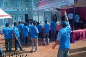 Para Napi di Lembaga Pemasyarakatan Kelas I Tanjungpinang, Bintan.