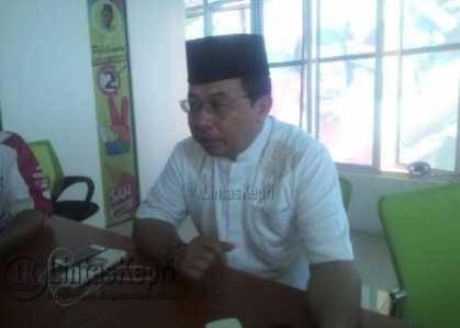 Suparno, Ketua panitia Kampanye pasangan urut 2 Soerya-Ansar (SAH).
