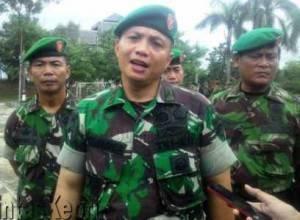 Letkol Inf Charles Sagala, Dandim 0315 Bintan