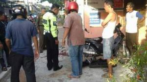 Kecelakaan di Jalan Kamboja