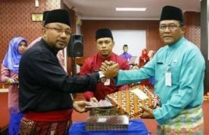 Walikota dan Sekda Tanjungpinang.