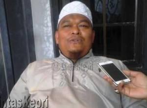 Panglima Daerah LPI Kepri, Umar AB Handoko.