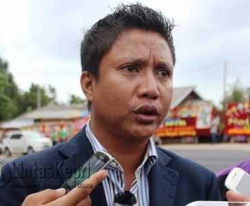 Teddy Jun Askara, Ketua DPD-KNPI Provinsi Kepri