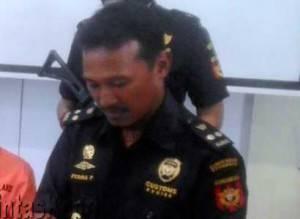 Kasi P2 Bea dan Cukai Kota Tanjungpinang, Febra