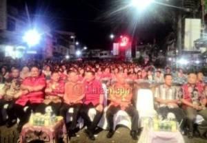 Pejabat Kepri dan Masyarakat Terlihat Hadir Perayaan Imlek
