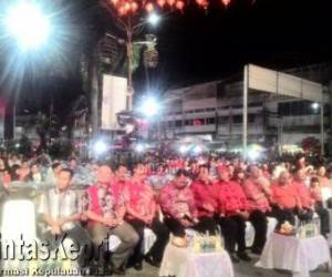 Terlihat Pejabat Kepri Hadir di Acara Perayaan Imlek