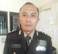 Kabid Humas Polda Provinsi Kepri AKBP Hartono