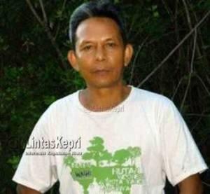 Ketua Dewan Nasional WALHI, Dadang Sudardja