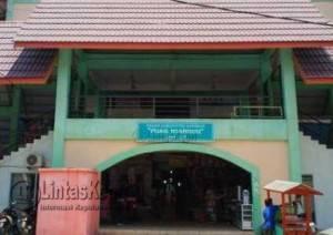 Pasar Puan Maimun di Kabupaten Karimun