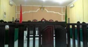 Sidang putusan Pra Peradilan Polres Bintan di PN Tanjungpinang