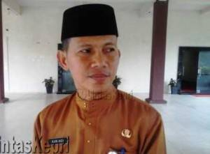 Surjadi, Kepala Dinsosnaker Tanjungpinang