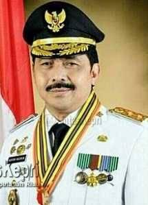 Wakil Gubernur Provinsi Kepulauan Riau H Nurdin Basirun