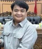 Wakil Ketua I DPRD Tanjungpinang Ade Angga