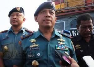 Danlamal IV Tanjungpinang, Laksamana Pertama TNI S. Irawan