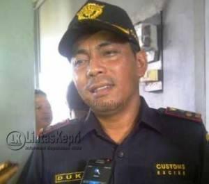 Kepala Bea Cukai Tanjungpinang, Duki Rusnadi