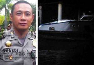 Kasatpolair Polres Tanjungpinang, Iptu Suardi dan Kapal Kepri I