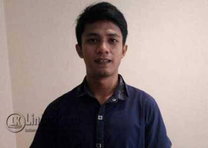 Ketua Komisariat Pergerakan Mahasiswa Islam Indonesia (PMII) UMRAH Tanjungpinang, Ardian.