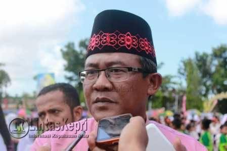 Sekretrais Daerah Kota Tanjungpinang, Riono (f.Aji Anugraha)