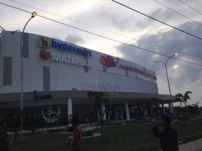 Inilah Mal Tanjungpinang City Center (TCC) berlokasi di Jalan Haji Fasibilillah KM 8 atas tepatnya samping D'Green City.