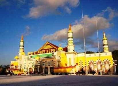 Astaka MTQ Ke VI Tingkat Provinsi Kepri, Tahun 2016