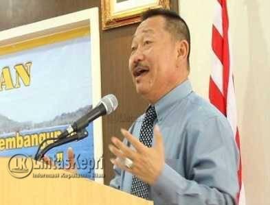 Bobby Jayanto, Kordinator Charity Golf Kepri dan Ketua Kadin Kota Tanjungpinang