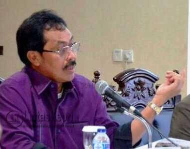 Plt Gubernur Kepri, Nurdin Basirun