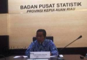 Kepala Badan Pusat Statistik (BPS) Provinsi Kepri, Panusunan Siregar