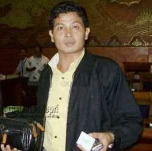 Pengurus LSM Lidik Kepri, Indra Jaya