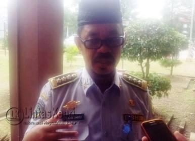 Kepala Dinas Perhubungan Komunikasi dan Informatika (Dishubkominfo) Kota Tanjungpinang, Wan Samsi