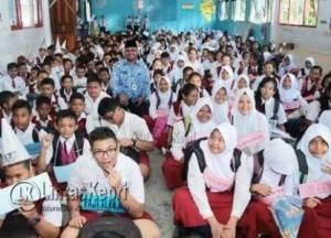Peserta Didik Baru SMAN 3 Tahun Ajaran 2016-2017