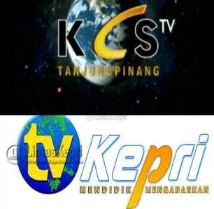 Logo KCSTV (TV Kepri)
