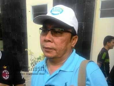 Kepala BNNK Tanjungpinang, Abdul Hasim