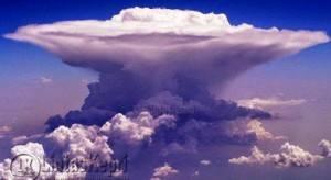 Awan Cumulonimbus. (Foto: Net)