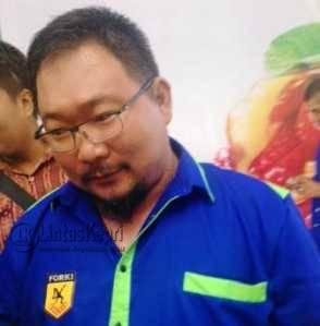 Ketua Forki Kota Tanjungpinang, Beni,