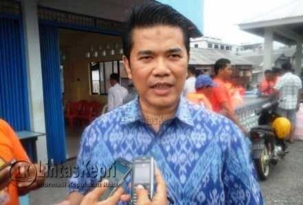 Kepala Perwakilan Bank Indonesia Batam Provinsi Kepri, Gusti Raizal Eka Putra.