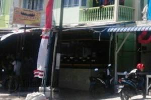 Rumah Makan Bunga Raya di Jalan Telaga Harapan RT 03/RW 05 Kelurahan Sei Lakam Timur Kecamatan Karimun, Kabupaten Karimun, Senin (15/8) terbakar.