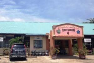 Inilah SMPN 4 Tanjungpinang di Jalan Basuki Rahmat Kota Tanjungpinang