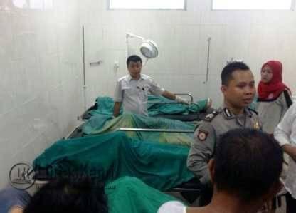 Korban Pompong Rute Tanjungpinang-Penyengat Tenggelam