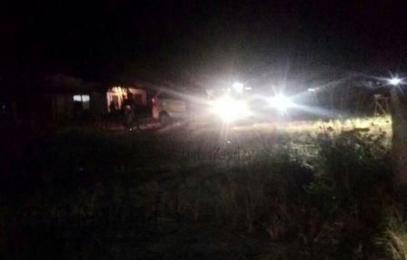 Foto Ketika Penangkapan Terduga Pelaku Narkoba di Jalan Ir. Sutami (Suka Berenang) beberapa hari yang lalu.