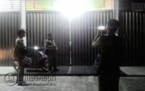 Inilah warnet tanpa plang nama di Jalan Pramuka Kota Tanjungpinang yang ditutup pada Kamis (11/8) dinihari tadi.