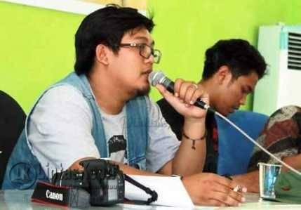 Ketua organisasi sosial kemasyarakatan Control Social Movement (CSM) Provinsi Kepri, Arie Sunandar.
