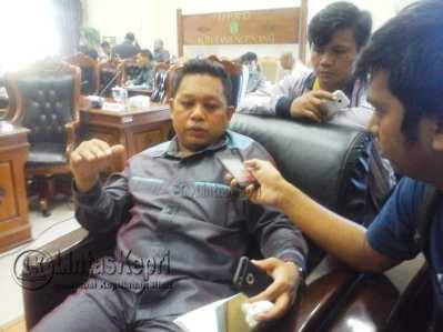 Maskur Tilawahyu, Ketua Komisi I DPRD Kota Tanjungpinang, FSyah
